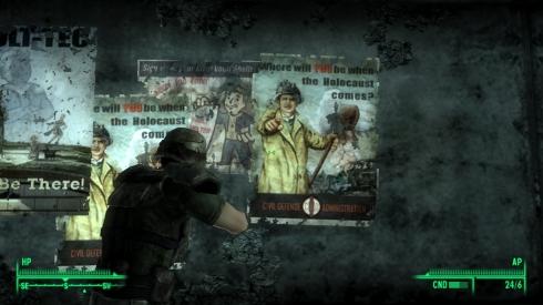 Fallout 3 - Nuclear Holocaust Ad